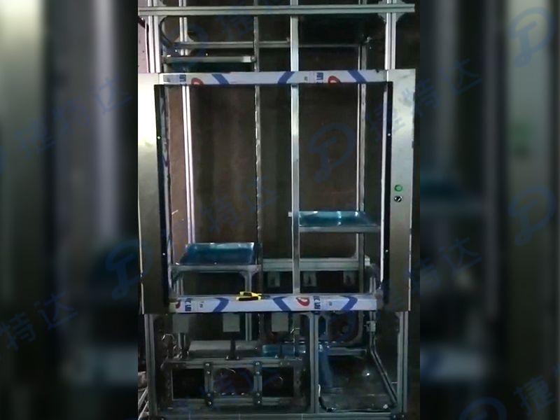 xun环杂物电梯